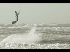 Kite surfing tips - how to jump with kite boarding - Red Bull Megaloop