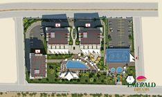 Недвижимость в Авсалларе, Недорогие квартиры в Авсалларе EMERALD DREAMS После потрясающего успеха и положительных отзывов клиентов, которые мы получили с нашими проектами Emerald Park и Emerald Towers, наша строительная компания Toroslar - Торослар с гордостью представляем вам новый проект! Emerald Dream