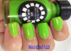 Cinema Swatch Lacquers Fifty Dollar Bill