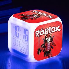 Beautiful Roblox 7 Color Changing Led Digital Alarm Clock Layla Lorie Lorielayla On Pinterest