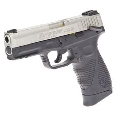 Taurus 24/7 Generation 2 9mm Semiautomatic Pistol. Our new addition... Seth and I just put in lay away. W/ 2 17 round Mag's.