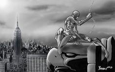 Spiderman 2  by Manuel Borras