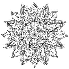Printable mandala designs pin by on coloring mandala coloring lotus mandala design mandala colour floral mandala Lotus Mandala Design, Mandala Art, Mandalas Painting, Mandalas Drawing, Mandala Coloring Pages, Coloring Book Pages, Mandala Colour, Coloring Sheets, Zentangle Patterns
