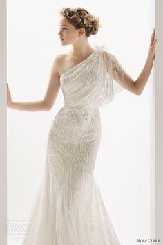 Beautiful wedding dresses Rosa Clara <3