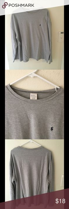 Ralph Lauren long T, size XL In normal used condition, polo shirt material cotton Ralph Lauren Tops Tees - Long Sleeve