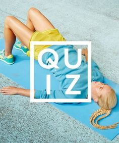 QUIZ: The BEST summer workout for your personality
