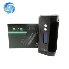 The IPV8 Temperature Control Box Mod by Pioneer4You is the modern advancement of the legendary IPV6X series utilizing the latest proprietary YiHi SX Chipset with 230W of maximum output and sophisticated temperature control suites, with improved ergonomics and an improved screen Pioneer4you's iPV8 offers one of the best designer and performance profiles for the size and price.