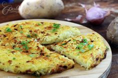 Potato Cake || homecookingadventure.com