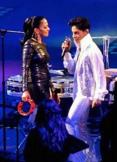 Shelia E and Prince