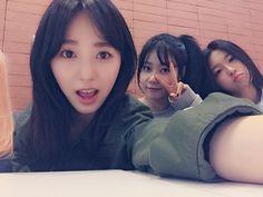 #AOA #Mina #Yuna #Seolhyun #에이오에이 #민아 #유나 #설현