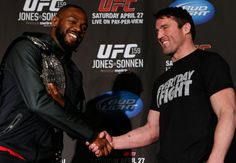 Jon Jones is expected to handle Chael Sonnen on Saturday night. (Getty Images)