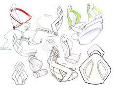 Sketches by Jake Rynkiewicz at Coroflot.com