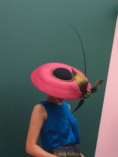 Louise Macdonald Milliner, entry in the Oaks Day Millinery Award 2017.