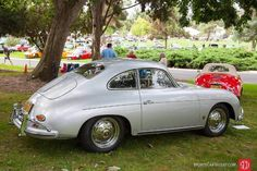 1959 Porsche 356A Sun Roof Coupe, owned by Bill Swanson