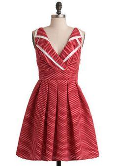 Esme and the Laneway Dress, #ModCloth