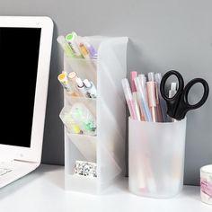 "Search results: 154 results for ""Office "" – Page 5 – rockcoo Study Desk Organization, Do It Yourself Organization, Minimalist Desk, Pencil Organizer, Pen Storage, Desk Stationery, Study Room Decor, Study Space, Diy Desk"