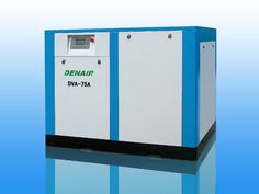 DENAIR Standard Oil-injected Screw Air Compressor DA-75 Model: DA-75 Working Pressure(Mpa): 0.75 Air Delivery(m3/min): 14.1 Voltage and IP Grade: 380V IP54 Starting Method: Belt/Air Cooling Noise: 72±2 Dimensions LxWxH(mm): 1500x1450x1600 Weight(kg): 900 Outlet Pipe Diameter: G2 EEI: EEI2 Qualification And Quality Certificate: GC energy-saving Certification, CE European Union standard Certification, ISO9001 the United Kingdom LRQA Certification