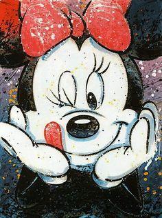 Imagem de minnie, disney, and wallpaper