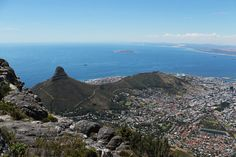 table mountain - o que fazer em cape town - africa do sul - lions head