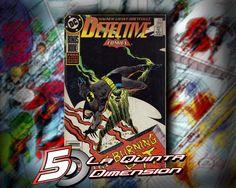 DETECTIVE COMICS # 589 DE 1988, DIBUJO DE NORM BREYFOGLE. $ 70.00 Para más información, contáctanos en http://www.facebook.com/la5aDimension
