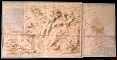 Plànol d'Arenys de Munt de l'any 1786. El document està dipositat a l'Arxiu de la Corona d'Aragó