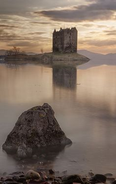 Check out 28 MIND BLOWING photos of Scotland! Including Stalker Castle, one of my favorite castles in Scotland! You will want to make sure to add all of these to your Europe bucket list! Beautiful Places In The World, Places Around The World, Around The Worlds, Scotland Castles, Scottish Castles, Places To Travel, Places To See, Travel Destinations, Travel Deals