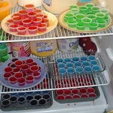 Yeah It's News: How to make Jello Shots - 70 Recipes!