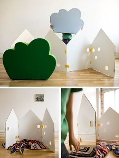 The Cutest Room Divider Ever | Kids' Furniture That Really Should Come In Adult Sizes