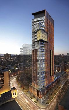 Yorkville Condominiums by Lifetime Developments