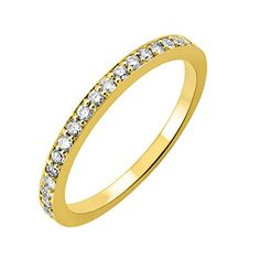 Introducing 14k Yellow Gold Wedding Diamond Band Ring 14 Carat. Great Product and follow us to get more updates!