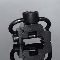 WIPSON Heavy Duty qd  Push Button Sling Swivel Adapter Set Picatinny Rail Mount Base 20mm Connecting Sling Ring