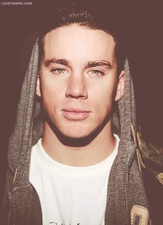 Channing Tatum Hoodie male celebs celebrities