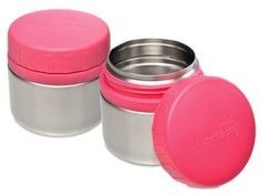 LunchBots Rounds Leak Proof Stainless Steel Food Containers Set of 2, 8 ounce, Pink LunchBots http://www.amazon.com/dp/B00IRJKTHU/ref=cm_sw_r_pi_dp_GGfNvb0JMQKFW