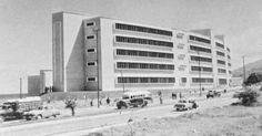Cuartel general Carlos Soublette de Maiquetía. Año de 1953.