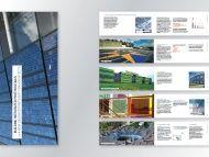 brochure pour l'ordre des architectes, sur l'utilisation du photovoltaïque, par double-id