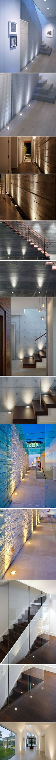 7 Interiors That Use Dramatic Uplighting To Brighten A Space   CONTEMPORIST