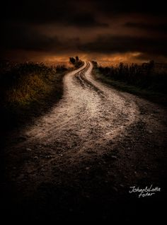 Photo The Long and Narrow Road by Johan Lennartsson on 500px