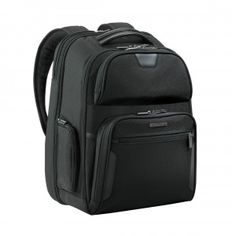 Briggs & Riley @David Campbell Large Clamshell Backpack