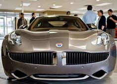 The Fisker Karma: An Electric Car With Curb Appeal