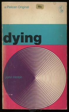 dying (1967, cover design by germano facetti)