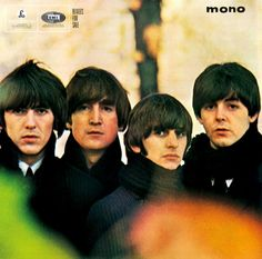 Beatles for Sale -- Perhaps the title comes with a hint of irony; the Beatles for Sale brings us John, Paul, George and Ringo on the edge of burnout. After the gargantuan success of being the world's biggest band, breaking America and spending endless hours fighting to play over the crescendo of rising screams; it seemed stardom was taking its toll.