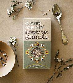 oat granola branding- Inspiration