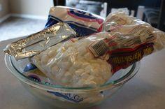 Marshmallow Fondant Tutorial!