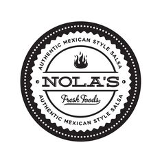 Nola's Mexican Style Salsa - The Dieline -