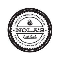 Nola's Mexican StyleSalsa - The Dieline -