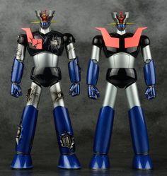 Super Robot, My Hero, Childhood Memories, Iron Man, Action Figures, Japan, Manga, Comics, Classic