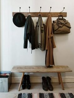 Boots & Bench
