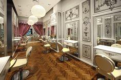 Brad Ngata, Brad Ngata Hair Direction- Hair Expo Best New Salon Design Finalist   ProHairStylist.com.au