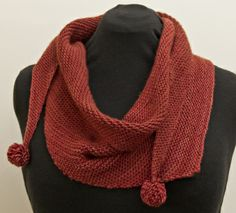 Sweetie scarf, stash buster, any size yarn, $