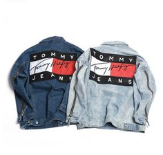 """Tommy Hilfiger"" Women Men Lover Denim Cardigan Jacket Coat from charmvip. Shop more products from charmvip on Wanelo. ""Tommy Hilfiger"" Women Men Lover Denim Cardigan Jacket Coat from charmvip. Shop more products from charmvip on Wanelo. Hilfiger Denim, Tommy Hilfiger Outfit, Sueter Tommy Hilfiger, Tommy Hilfiger Mujer, Tommy Hilfiger Women, Tommy Hilfiger Hoodie, Tommy Hilfiger Vintage, Denim Cardigans, Jugend Mode Outfits"